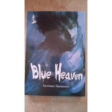 Blue Heaven manga jpf tom 1