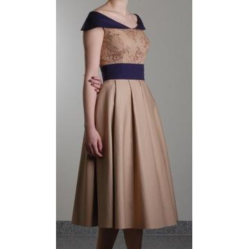 sukienka na wesele lub przyjęcie