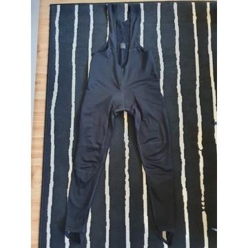 Spodnie Rowerowe KELLYS THERMO RBX z wkładką - M