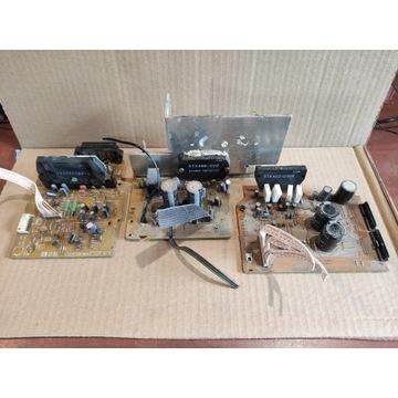 Sanyo STK wzmacniacz hybrydowy zestaw 3 sztuk DIY