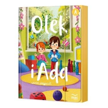 OLEK I ADA 3 - latek , Poziom A  _ Pakiet BOX