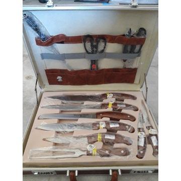 Zestaw noży Bachmayer 24 elementy