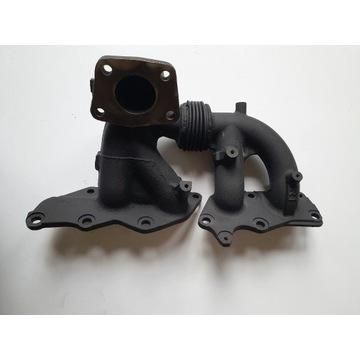 Kolektor wydechowy Mazda 3 MPS