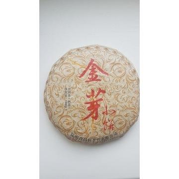 Herbata Shu Pu-Erh(czerwona).2019rok.100g.