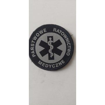 Naszywka Państwowe Ratownictwo Medyczne
