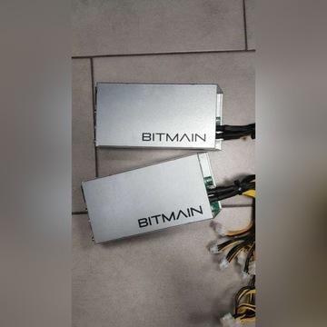 Zasilacz Bitmain APW3++-12-1600 A3 i B3 ANTMINER
