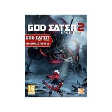 God Eater 2: Rage Burst STEAM PC KLUCZ