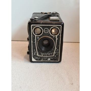 Stary aparat KODAK BROWNIE SIX 20 CAMERA MODEL D
