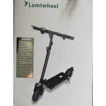 hulajnoga elektryczna Lamtwheel 35/h, 600 W, 12 Ah