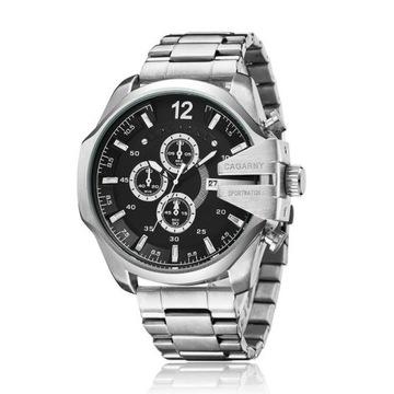 Zegarek męski Cagarny - czarny