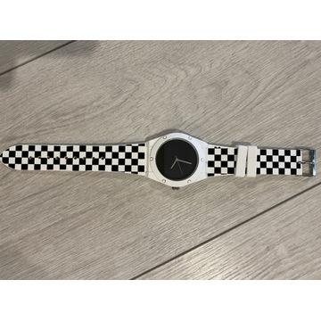 Zegarek GUESS czarno biały TANIO :)