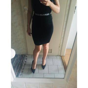 Klasyczna spódnica Calvin Klein XS 34
