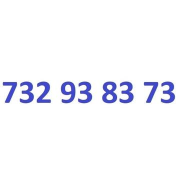 732 93 83 73 starter play ładny złoty numer