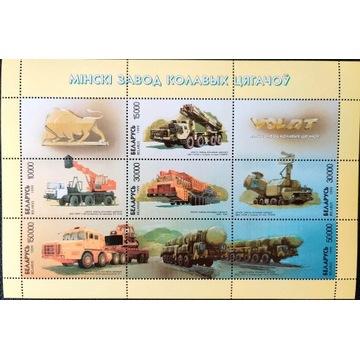 Motoryzacja - Białoruś** 1999