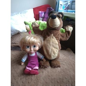 Masha i tańczący niedźwiedź