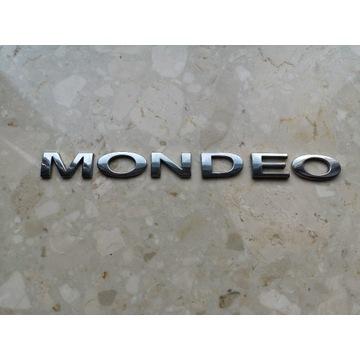 Logo emblemat znaczek napis Mondeo Mk3 Mk4 1132601