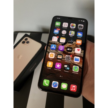 iPhone 11 pro max 256gb (idealny stan)