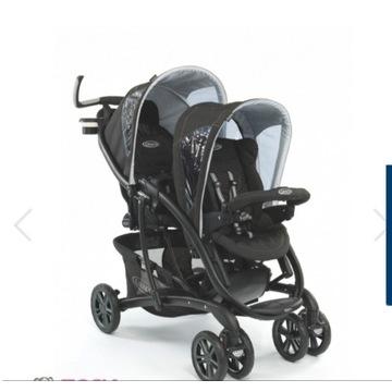 Wózek bliźniaczy Graco