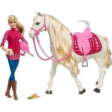 Barbie Interaktywny Koń Barbie FRV36