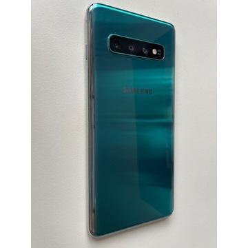 Samsung Galaxy S10-Green-128GB - stan idealny-BCM