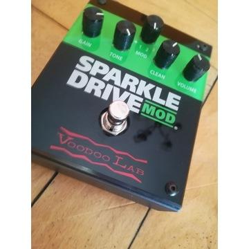 Voodoo Lab Sparkle Drive Mod efekt gitarowy