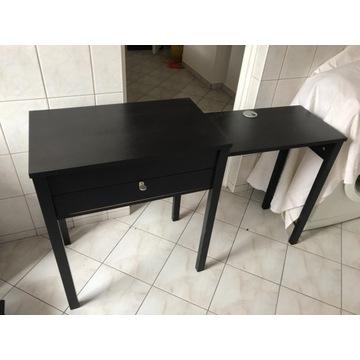 Małe biurko rozkładane