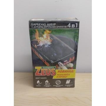 Zestaw do grilla BBQ firmy ZEUS Ecolighters - 1kg