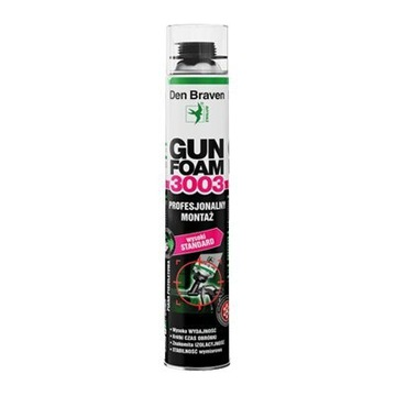 Den Braven GUN FOAM 3003 pianka do okien i drzwi