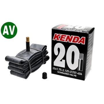 """Dętka Kenda 20"""" AV box"""