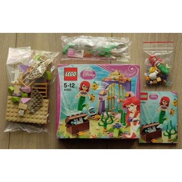 LEGO 41050 Disney Skarby Arielki