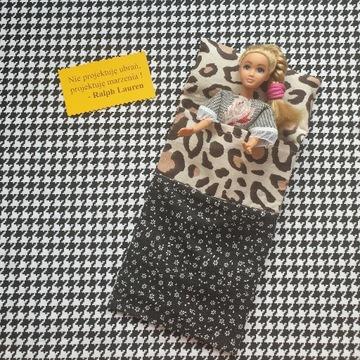 Śpiwór dla lalki Barbie i nie tylko-100% bawełna