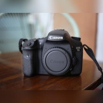Canon 7D + Canon 18-135 3.5-5.6 + Sigma 17-50 2.8
