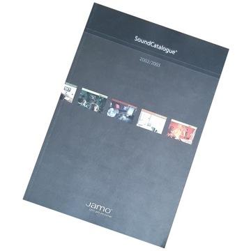Jamo SoundCatalogue 2002/2003 katalog prospekt bdb
