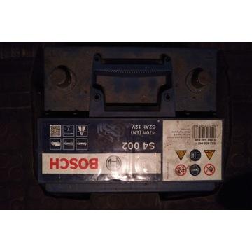 Akumulator Bosh 470A 52 Ah