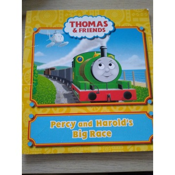 Thomas & Friends: Percy and Harold's Big Race