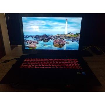 Laptop gamingowy  LENOVO y70-70 touch gwarancja