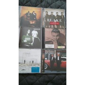Zestaw plyt CD 6 sztuk jezyk angielski
