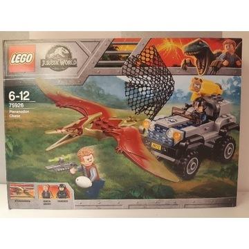 LEGO JURRASIC WORLD 75926 Pościg Zestaw + GRATIS
