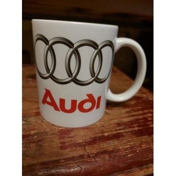 Kubek z logo Audi