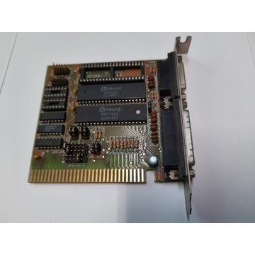 Winbond W86C451 W86C456A GAME PRINTER Card on ISA