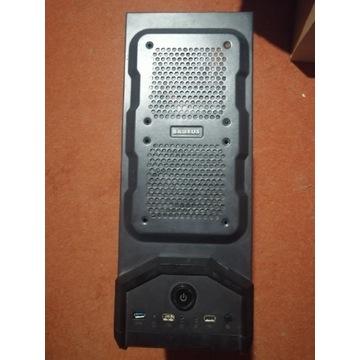 Obudowa Silentium PC Brutus M23 Pure Black