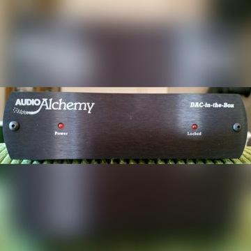 Audio Alchemy DAC - in the box
