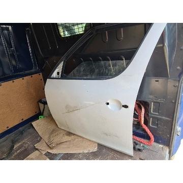 Drzwi przednie tylne lewe Skoda Praktik Roomster