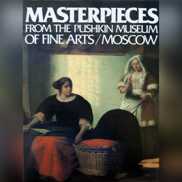 The Pushkin Museum of Fine Arts Moscow Painting