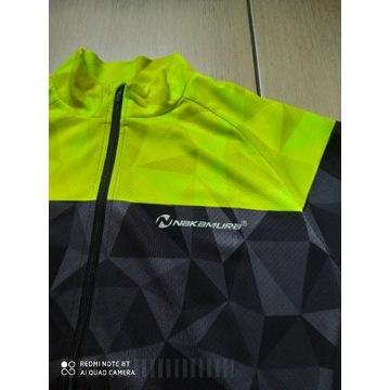 Koszulka rowerowa-Nakamura
