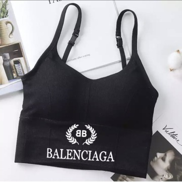 Top Balenciaga one size mix kolorów