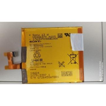 Bateria do Sony Xperia m2 d 2303