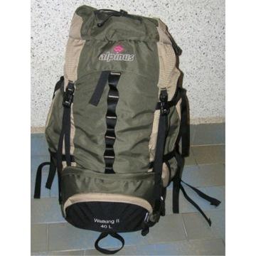 Plecak górski turystyczny Alpinus Walking II 40