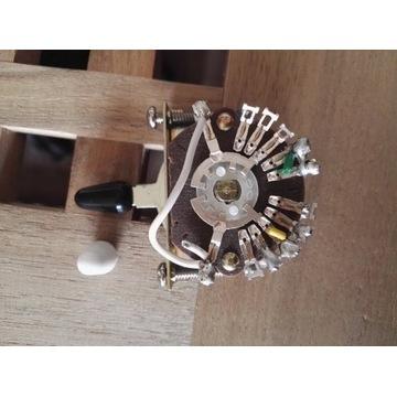 Super switch z Fendera Player Stratocaster HSS