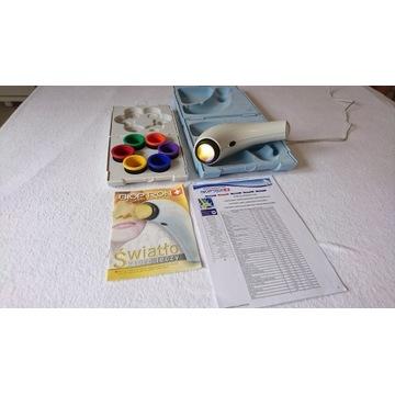Lampa Bioptron Compact III + kolory Zepter